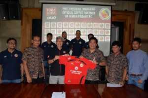 Dapat Sponsor Jelang Tampil di Liga 1 2017, Semen Padang Semringah