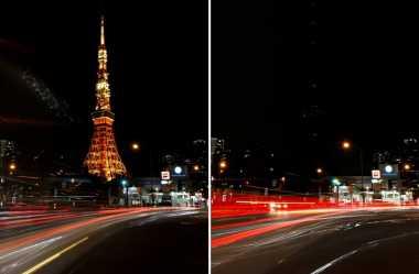 Landmark Dunia Padamkan Lampu Selama Satu Jam, Ada Apa?
