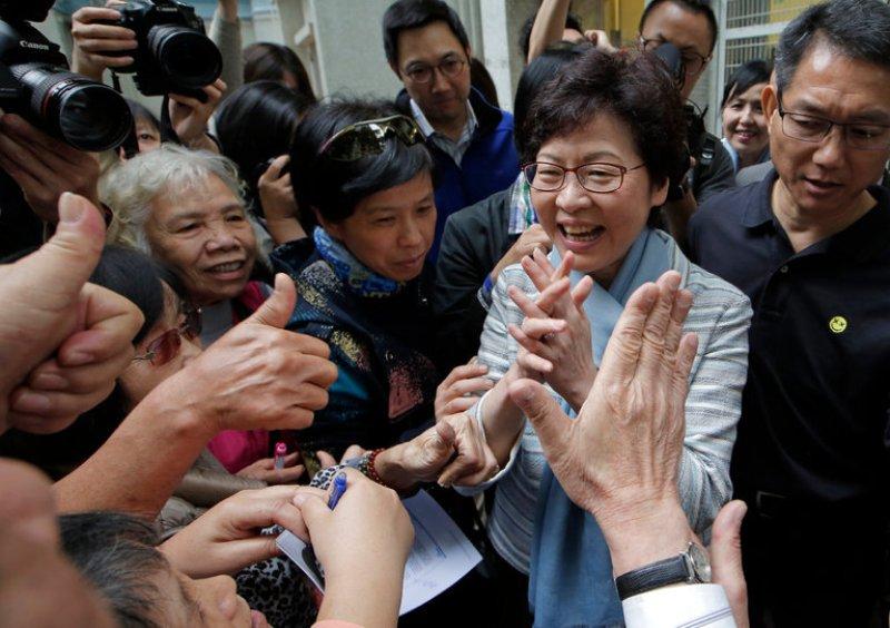 Kandidat Pro-China Memenangi Pemilu Hong Kong