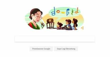 Siapa Saridjah Niung yang Muncul di Google Doodle Hari Ini?