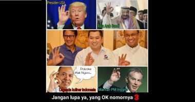 Kocak, Meme Tokoh & Pemimpin Negara Ini