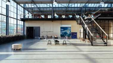 \Mengintip Perubahan Arsitektur Kota Rotterdam, Yuk?\