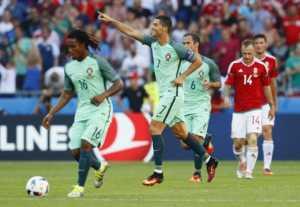 Ronaldo Senang Portugal Berhasil Bungkam Hungaria 3-0