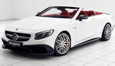 Tenaga Mercedes-AMG S63 Lebih Besar dari Bentley Continental, Kok Bisa?