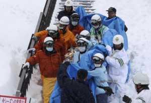 Longsor Salju di Jepang Tewaskan Tujuh Pelajar dan Satu Guru
