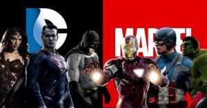Ketika Tim Avengers Lihat Trailer Justice League, Asli Bikin Ngakak