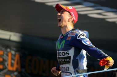 Finis Ke-11, Lorenzo Banyak Dicari Netizen