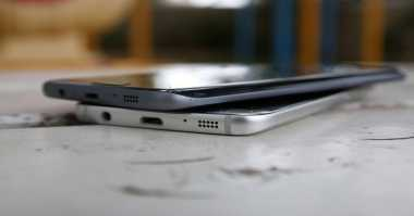 Kuartal I 2017, Penjualan Smartphone High-End Samsung Anjlok