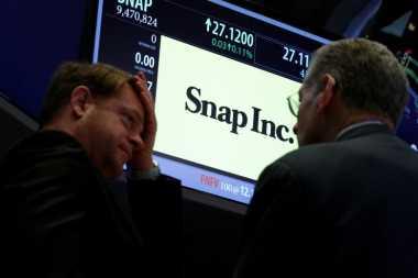Rekomedasi Buy Morgan Stanley dan Goldman Buat Saham Snap Chat Melonjak