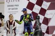 Naik Podium di <i>Race</i> Perdana, Valentino Rossi: Awal yang Bagus Untuk Jalani Musim