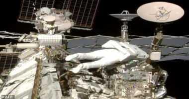 SpaceX dan Boeing Bakal Punya Parkiran Baru di Stasiun Antariksa Internasional