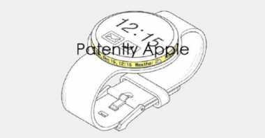 Paten terbaru Samsung Ungkap Layar Sekunder di Smartwatch