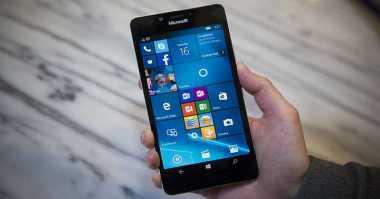 Ponsel Windows Perlahan Mulai Tinggalkan Pasar