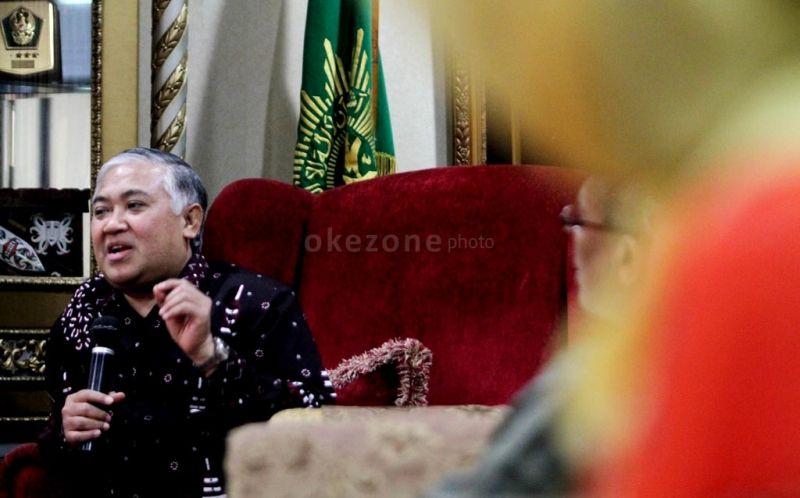 Din Syamsuddin Raih Gelar Doktor Honoris Causa