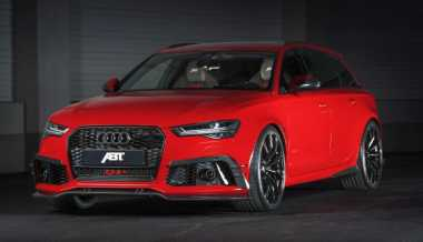 ABT Sportsline Percantik Interior dan Eksterior Audi RS6 Performance