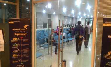 Pasca-Tax Amnesty, Petugas dan WP Dilarang Bertemu di Luar Kantor
