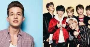 Wow, Charlie Puth dan BTS Saling Memuji