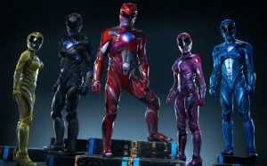 Pemain Ingin Ranger Hijau Perempuan di Sekuel Power Rangers