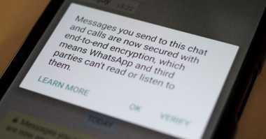 Soal Serangan Teror London, Pemerintah Inggris Panggil WhatsApp