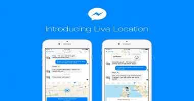 Facebook Tambahkan Fitur Berbagi Lokasi di Messenger