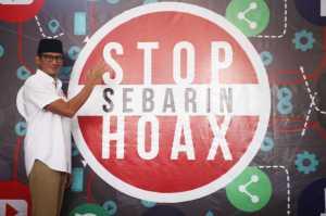 TOP NEWS (3): Tangkis Berita Hoax, Anies-Sandi Bentuk Ini