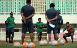Soccer Board: Tak Terdaftar di ISG 2017, Nasib Timnas Indonesia U-22 di Ujung Tanduk