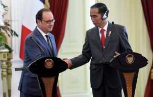 Indonesia-Prancis Sepakat Terus Perjuangkan Kemerdekaan Palestina