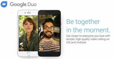Tak Hanya Video, Google Duo Kini Bisa Lakukan Panggilan Audio