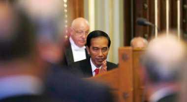 \Presiden Jokowi Terima Kunjungan Presiden Prancis Hari Ini\