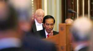 Presiden Jokowi Terima Kunjungan Presiden Prancis Hari Ini