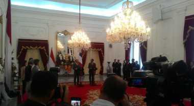 \Jokowi Apresiasikan Prancis Bantu Lawan Diskiriminasi Kelapa Sawit RI\