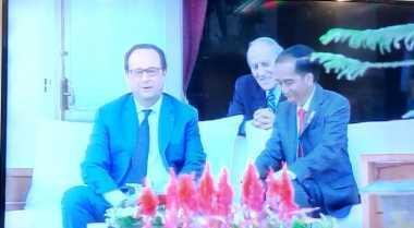 \Presiden Prancis ke Indonesia, Bahas Airbus hingga Video Game\