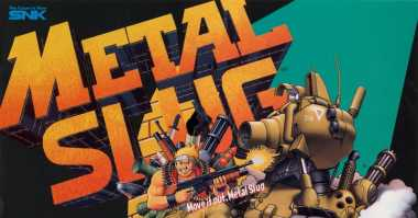 Game Metal Slug Mendarat ke Nintendo Switch Pekan Ini