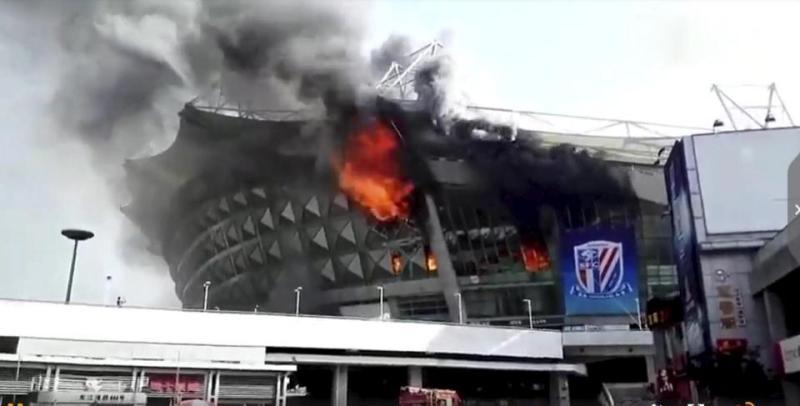 Markas Klub Carlos Tevez Terbakar dan Terancam Pinjam Markas ke Tim Lain