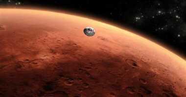 Ilmuwan Sebut Tsunami Hapus Peradaban Mars