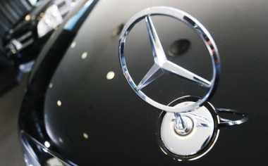 Mercedes Benz Akan Luncurkan 10 Mobil Listrik hingga 2022