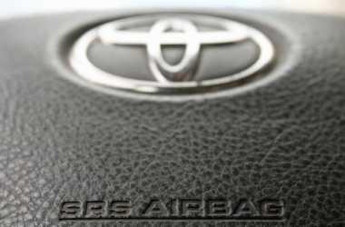Toyota Recall 2,9 Juta Mobil di Seluruh Dunia karena Airbag