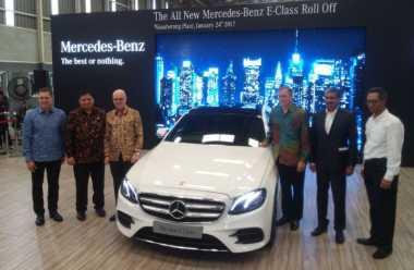 Tiga Mobil Baru Mercedes Benz Segera Meluncur di Indonesia