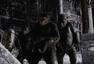 VIDEO: Caesar Siap Perang di Teaser Trailer War For Planet of the Apes