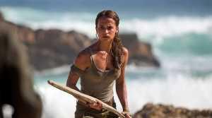 Alicia Vikander Tampilkan Sisi Lain Lara Croft