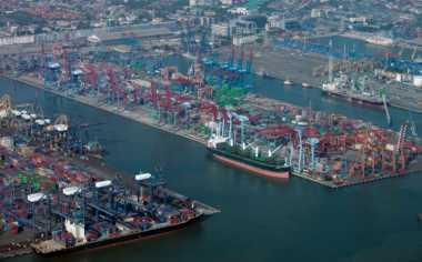 \Pembangunan Kendari New Port Dimulai April 2017\