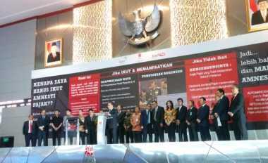 \BUSINESS HITS: Pasar Modal Semakin Ramai Berkat Tax Amensty\