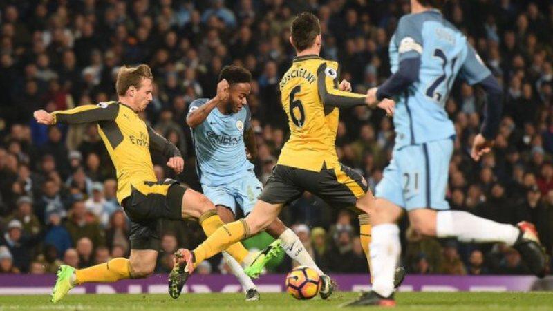 Prediksi Arsenal vs Manchester City, Duel Pembuktian Dua Tim Inkonsisten