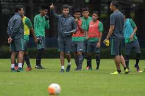 Tak Terdaftar, Nasib Timnas Indonesia U-22 di ISG 2017 Masih Didiskusikan