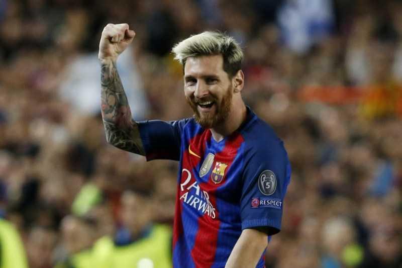 Fabregas: Tidak Mudah Jadi seperti Messi