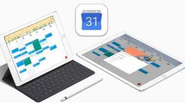 Pengguna iPad Dapat Pembaruan Google Calendar