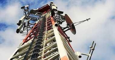 Pembangunan BTS 4G XL Meningkat 107% pada 2017