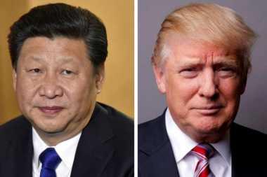 Jauh Dari Gedung Putih, Trump Terima Kunjungan Presiden China di Florida