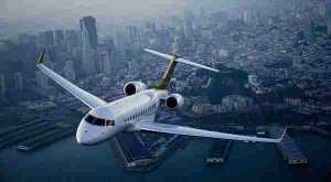 BUSINESS HITS: Punya Banyak Miliarder, Tak Jamin Bisnis Jet Pribadi di Asia