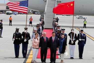 Kunjungan Presiden China ke AS, Dipandang sebagai Kesempatan untuk Menekan Korut